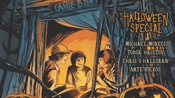 The Stranger Things Halloween Special will be a one-shot set for October 21, 2020 release,