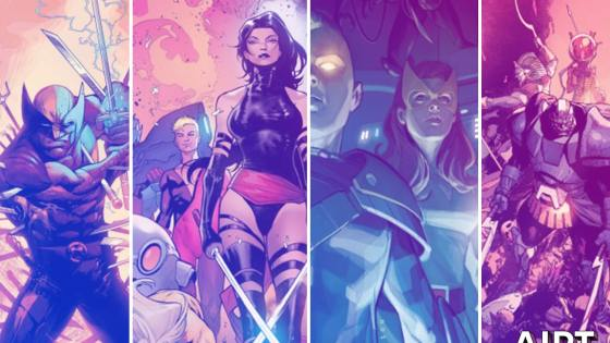 Creators surprise fans with early info on X of Swords October releases.