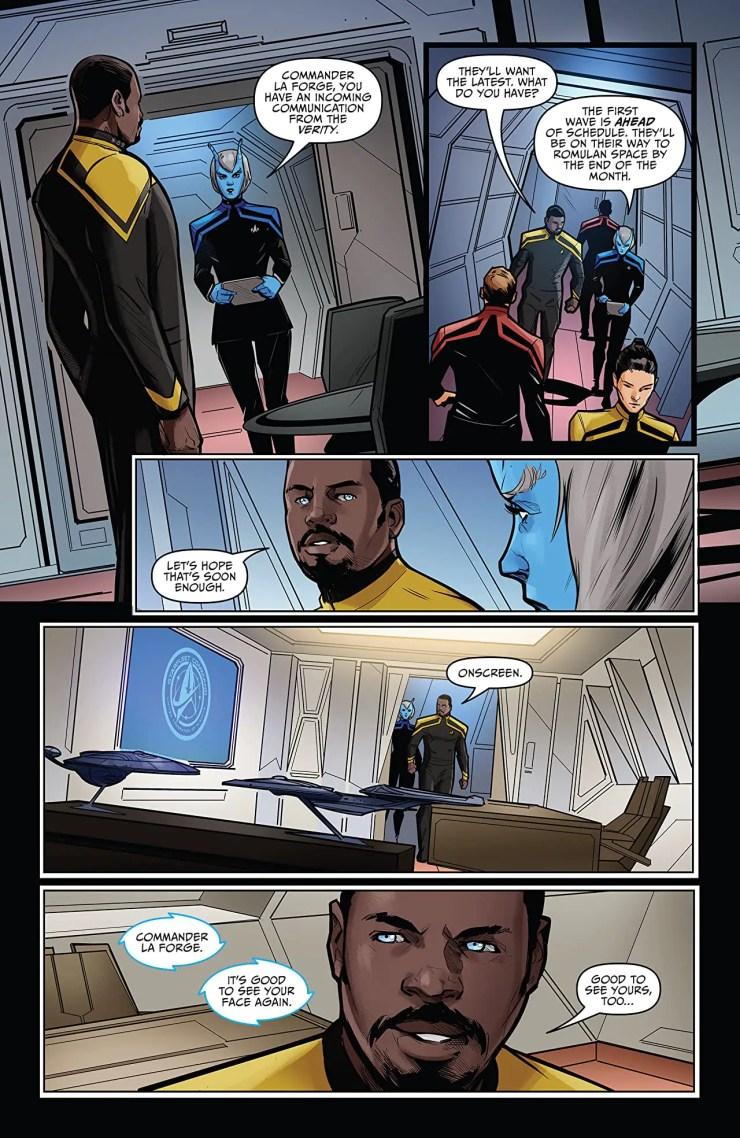 Star Trek: Picard – Countdown