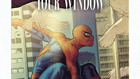 'Marvel Comics: The World Outside Your Window' review