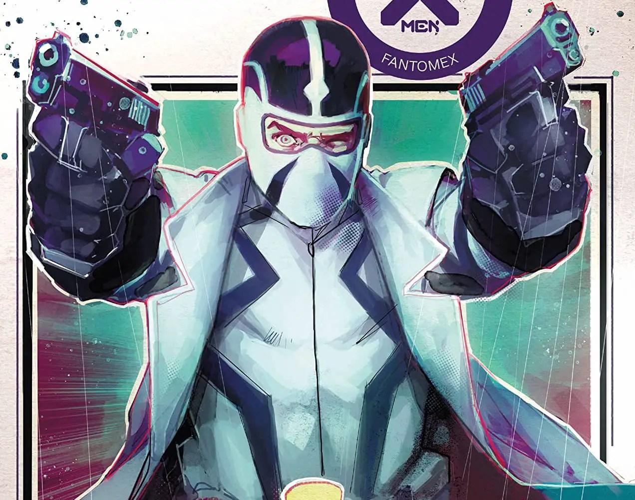 'Giant-Size X-Men: Fantomex' #1 review