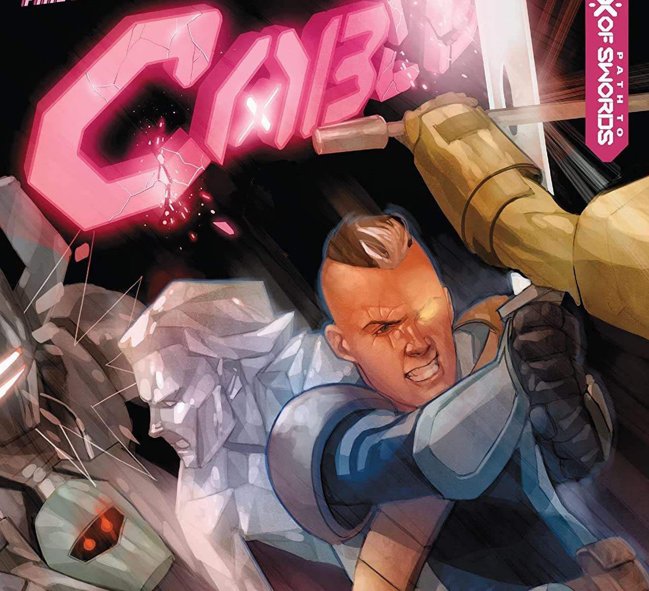 'Cable' #4 review: A lot here to enjoy
