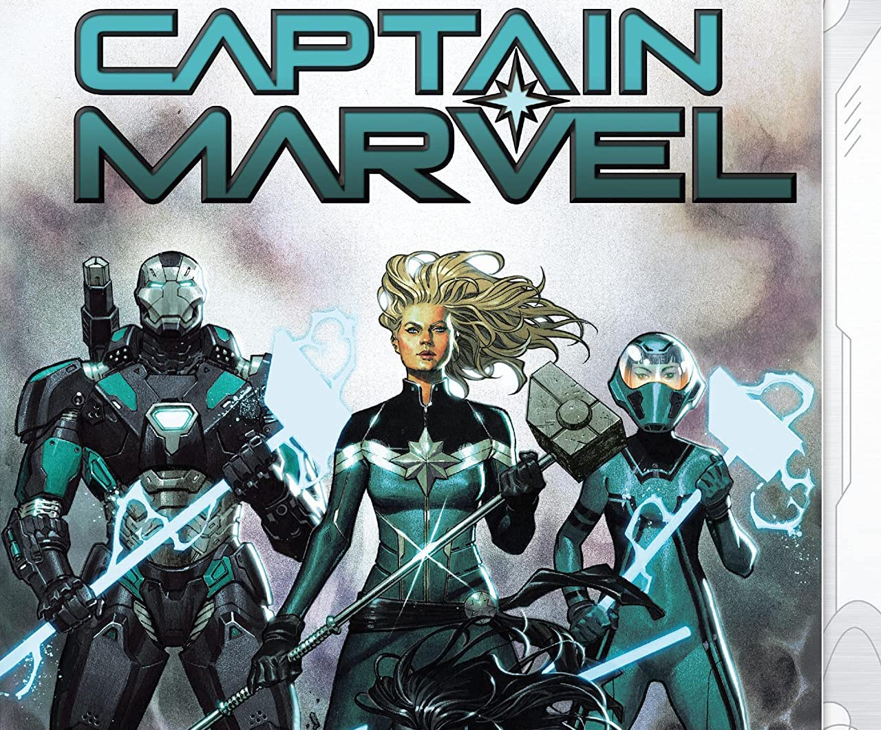 'Captain Marvel' #20 review