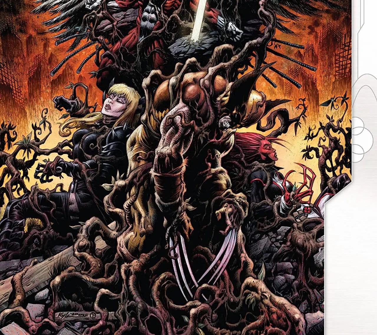 'Empyre: X-Men' #4 review