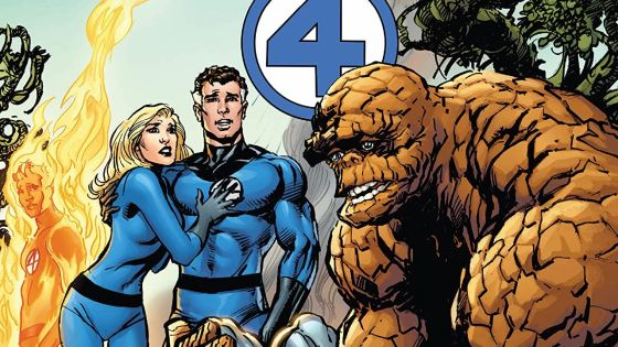 The Fantastic Four are getting a new miniseries from two comic book legends.