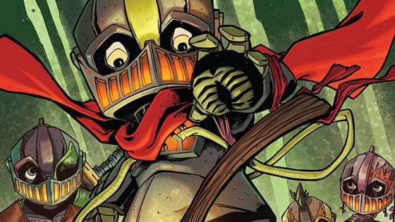 'Canto II: The Hollow Men' #1 review