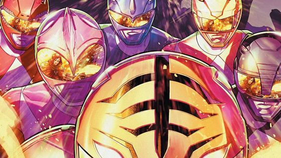 Mighty Morphin' Power Rangers #51