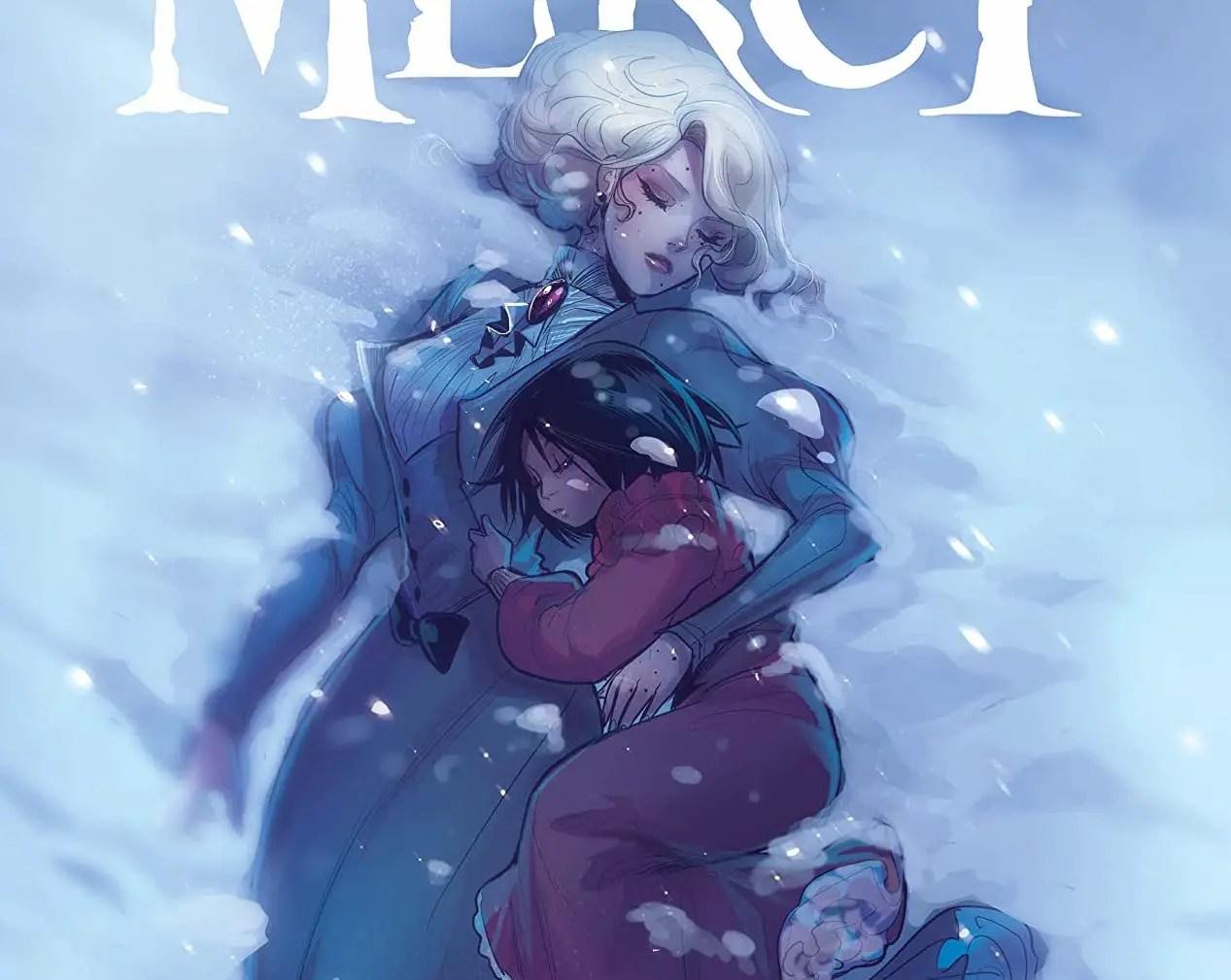 Mirka Andolfo's Mercy #5