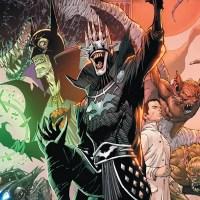 'Dark Nights: Death Metal: Legends of the Dark Knights' #1 review
