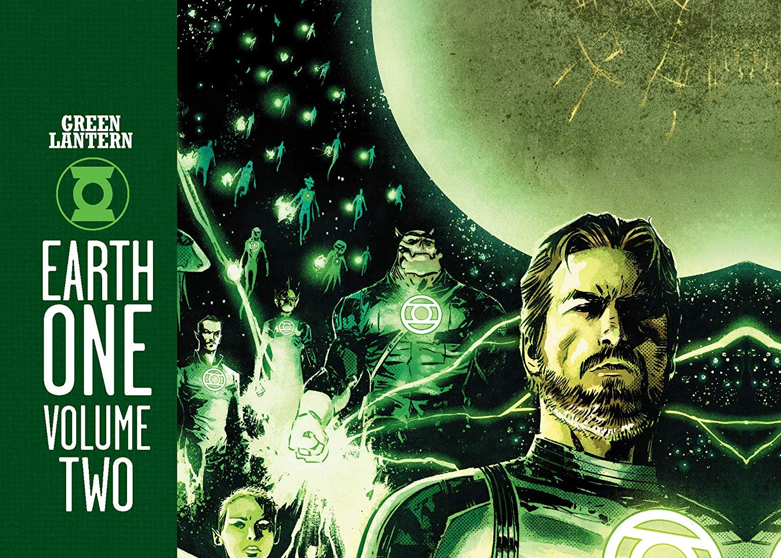 'Green Lantern: Earth One' Vol. 2 review