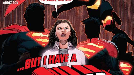 In Action Comics #1025, Superman's truth is out there—and now it's time to rewrite the rules!