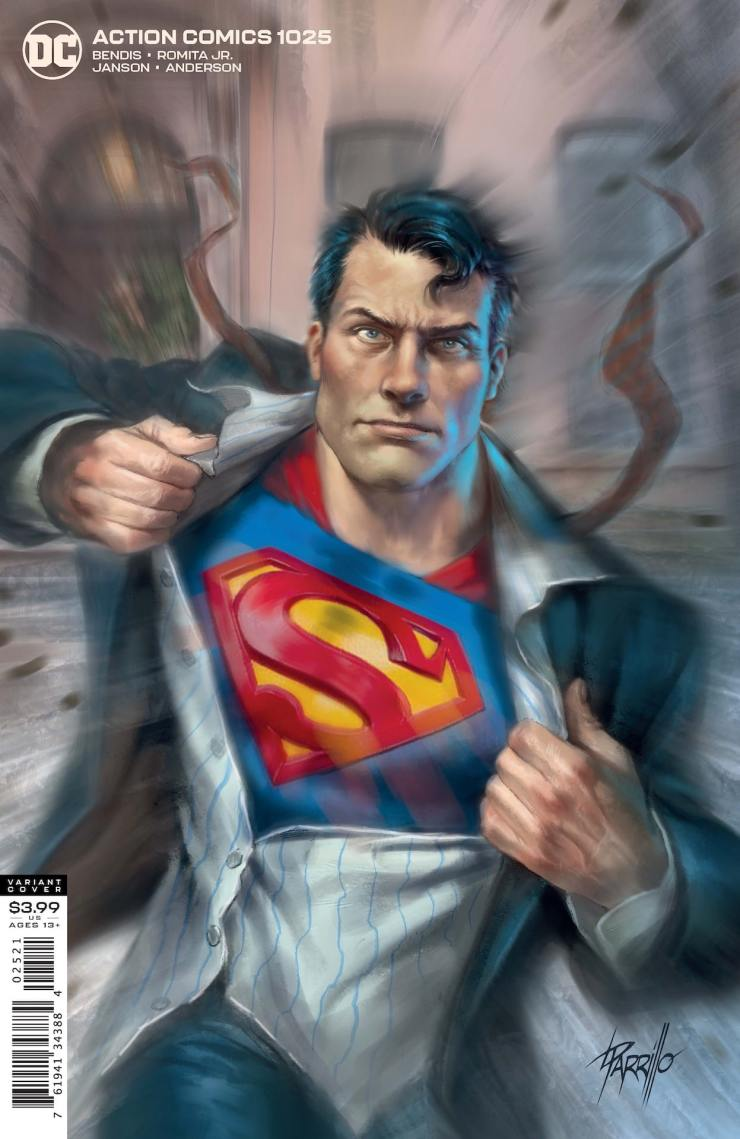 DC First Look: Action Comics #1025