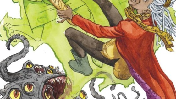 'Ash & Thorn' #4 review