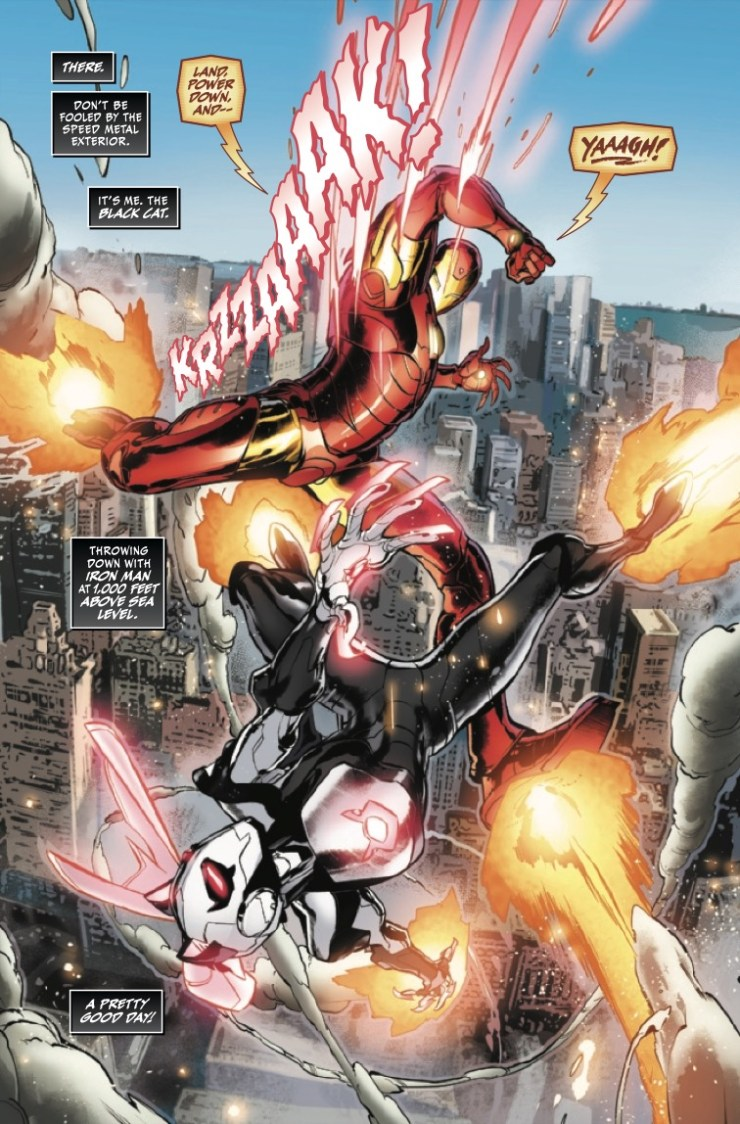 Marvel Preview: Black Cat #12