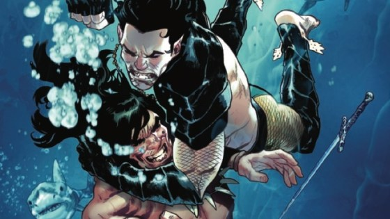 Even if he can locate the Crown, NAMOR isn't going to let that treasure slip through his grasp!