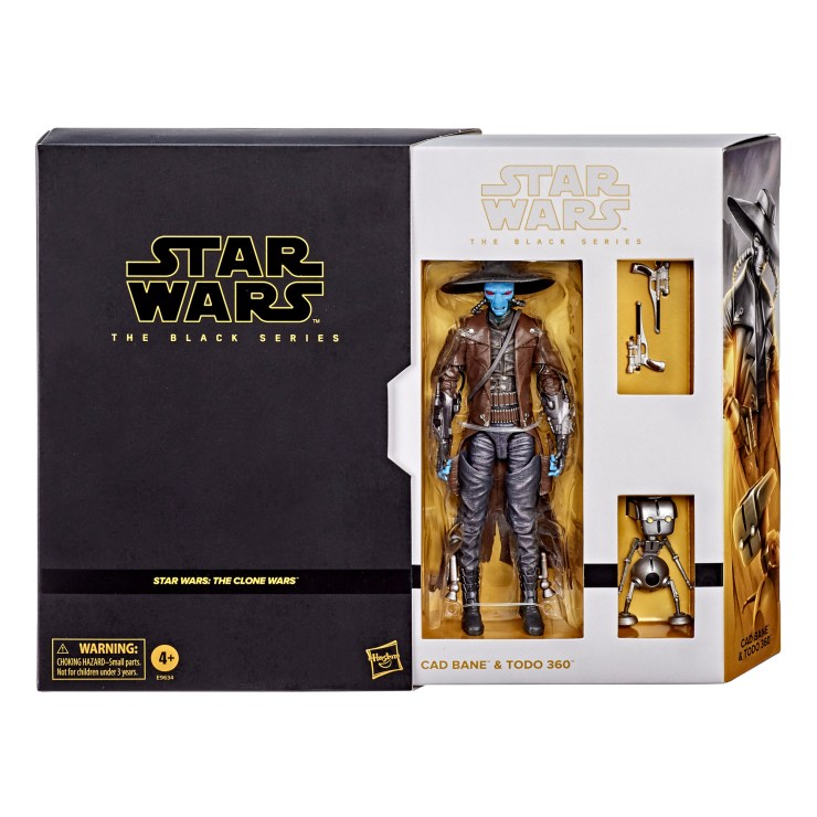 Star Wars Black Series: Convention Exclusive Cad Bane revealed