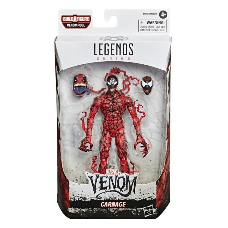 Marvel Legends: Hasbro reveals Venom wave featuring BAF Venompool