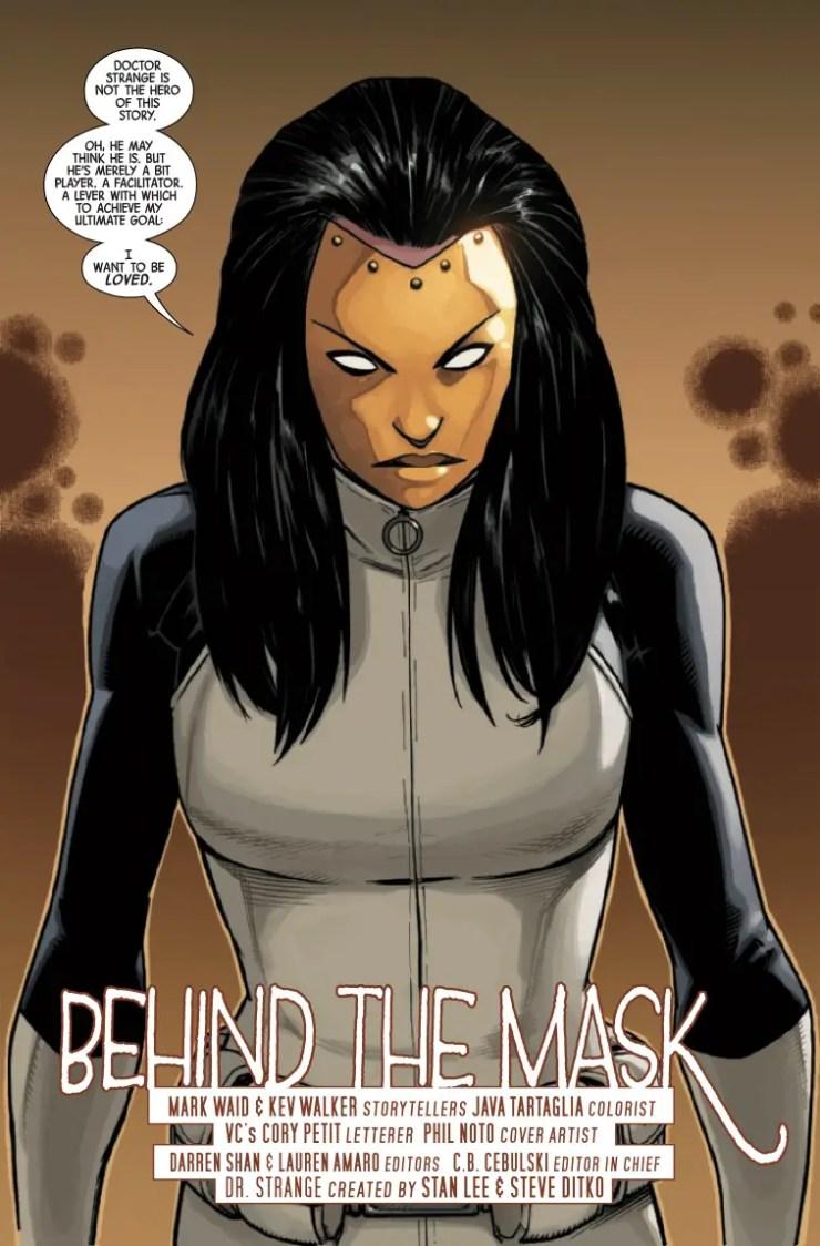 Marvel Preview: Dr. Strange #6