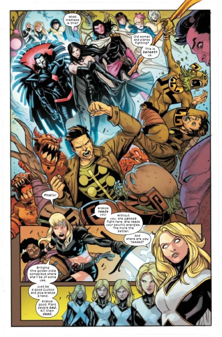 Marvel Preview: Empyre: X-Men #3
