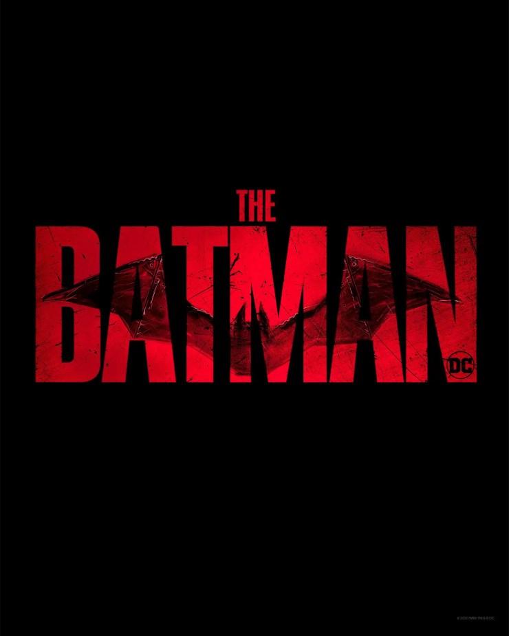 Jim Lee 'The Batman' art and movie logo revealed by director Matt Reeves