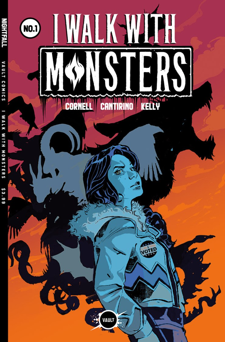"""Vault's 'I Walk With Monsters' is """"a horror story that speaks of genuine horrors"""""""