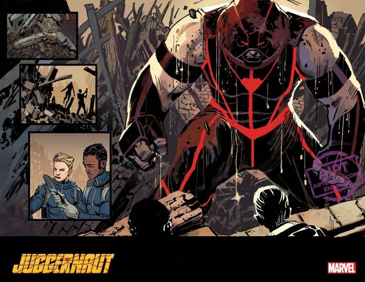 X-Men Monday #72 - Fabian Nicieza Answers Your Juggernaut Questions