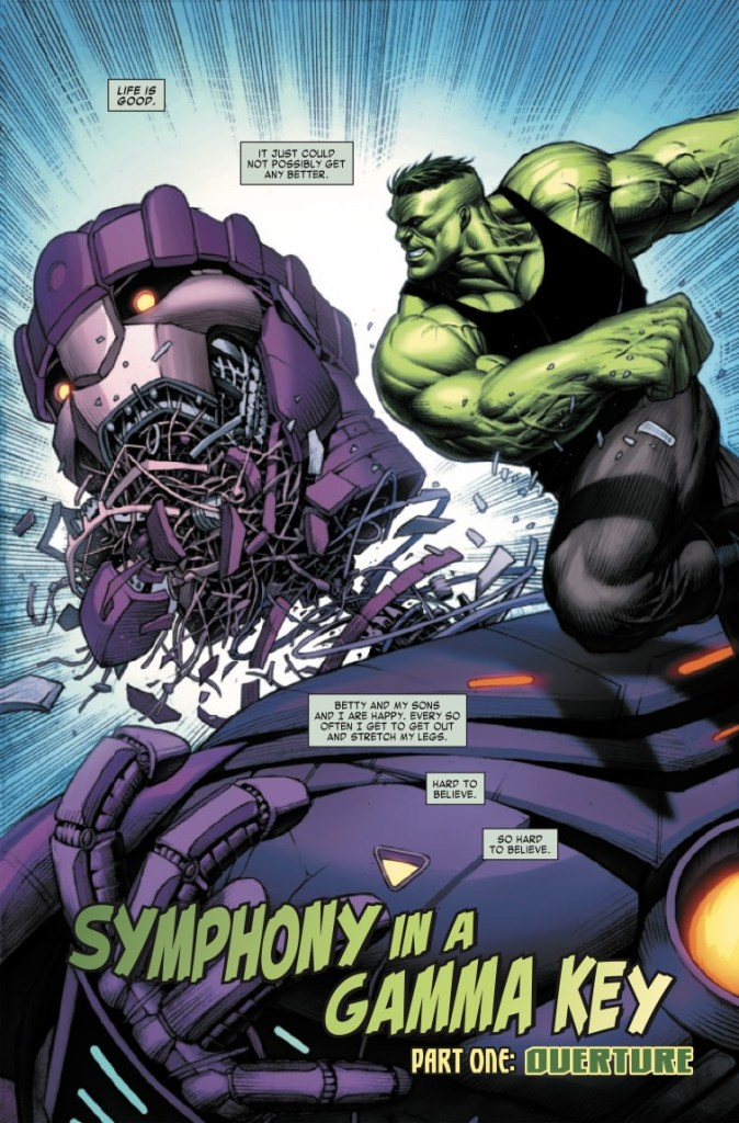 Marvel Preview: Maestro #1