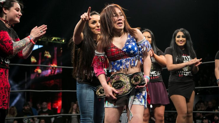AEW's women's division could be better — but I can't blame them (much)