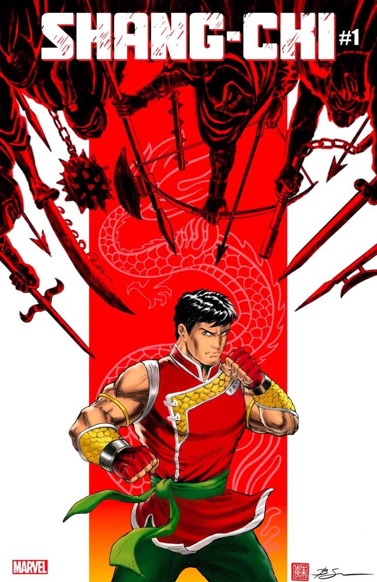 Shang-Chi Benjamin Su