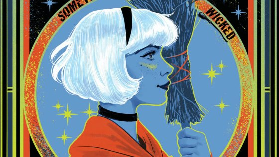 Archie Preview: Sabrina: Something Wicked #3