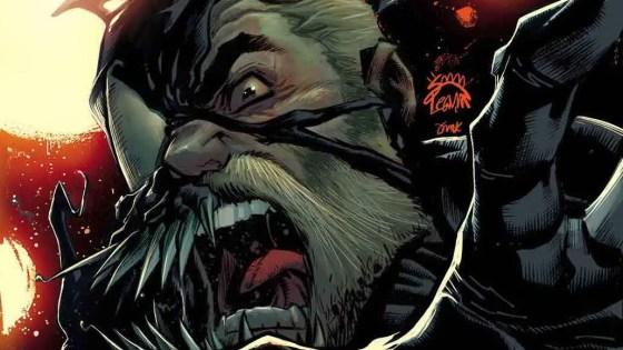 Marvel shows off Venom #28 variant cover that'll make you scream