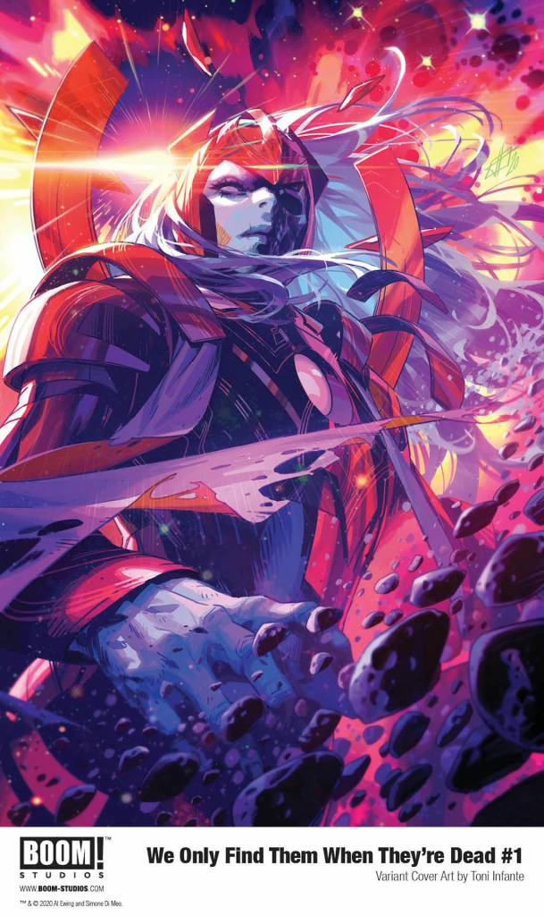 BOOM! Preview: We Only Find Them When They're Dead #1
