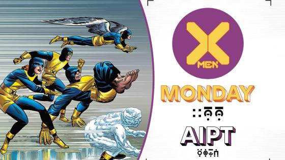 X-Men Monday - Original X-Men