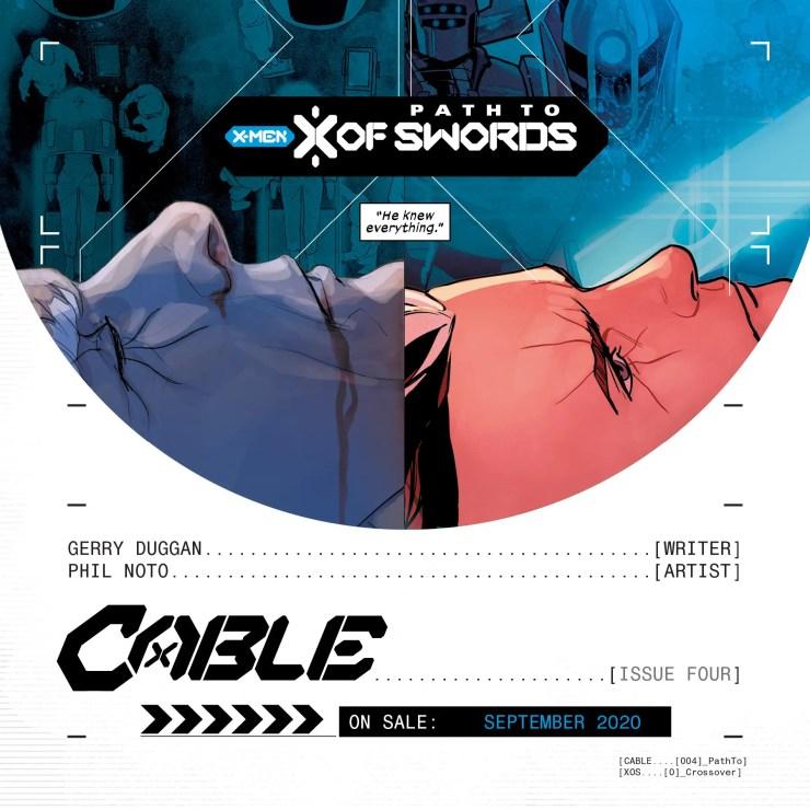 X of Swords