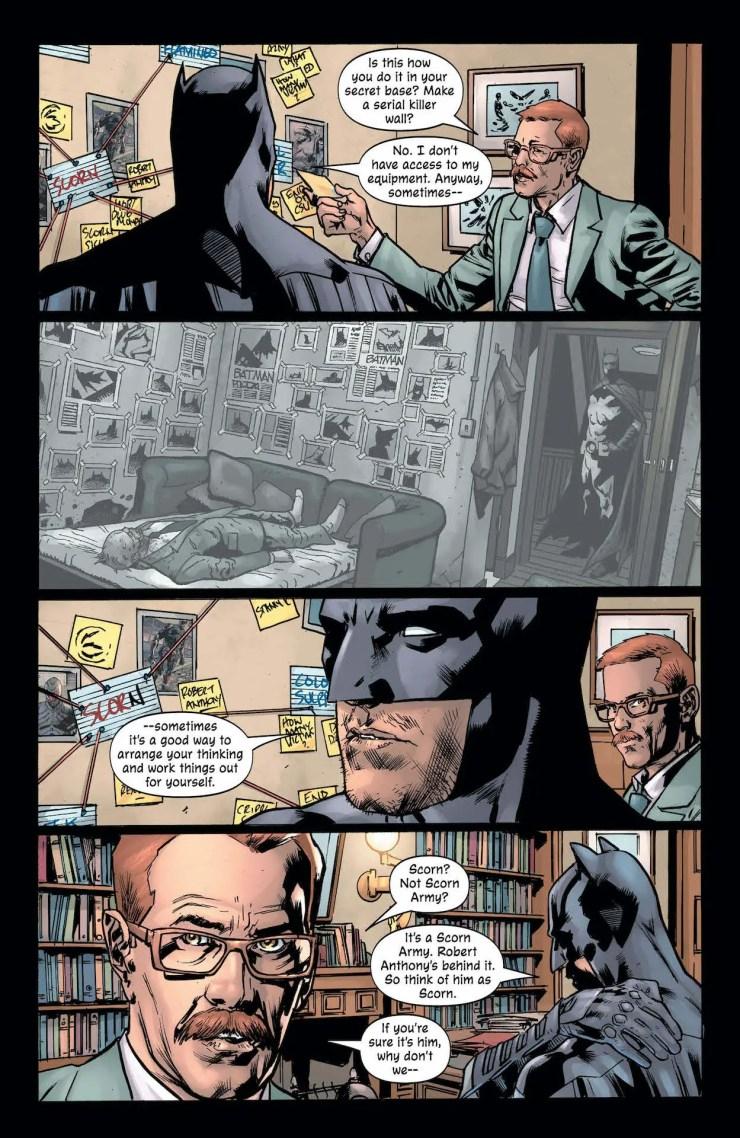DC Preview: The Batman's Grave #9