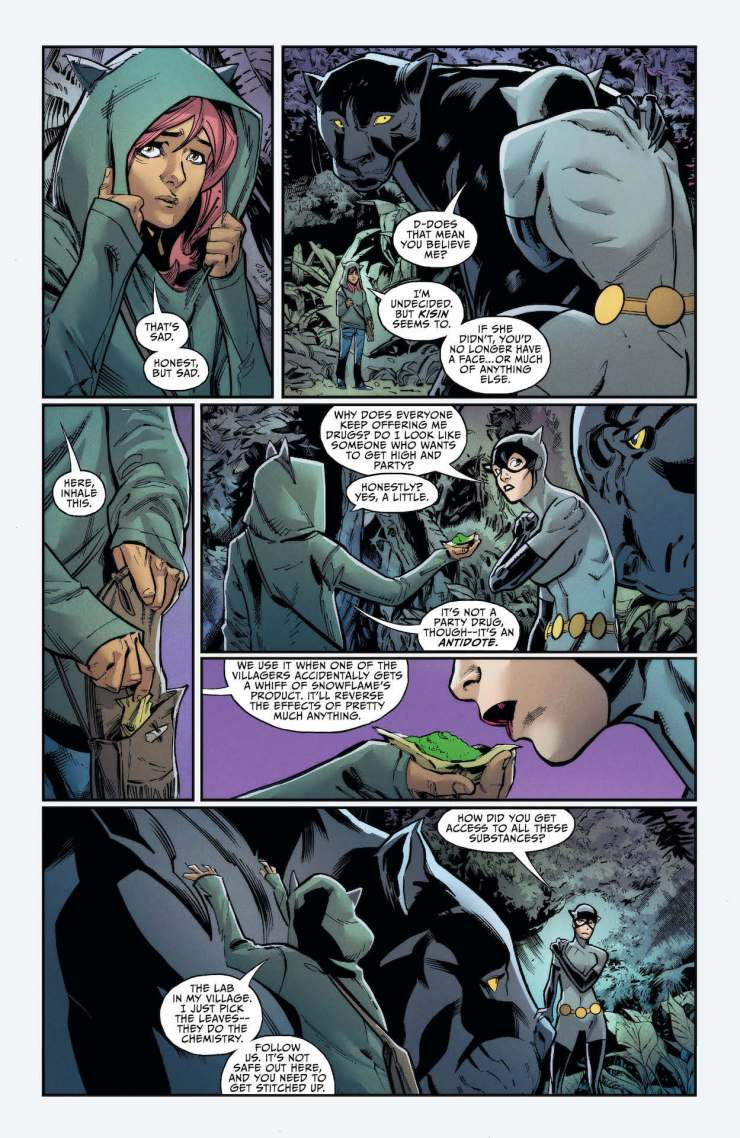 DC Preview: Catwoman #24