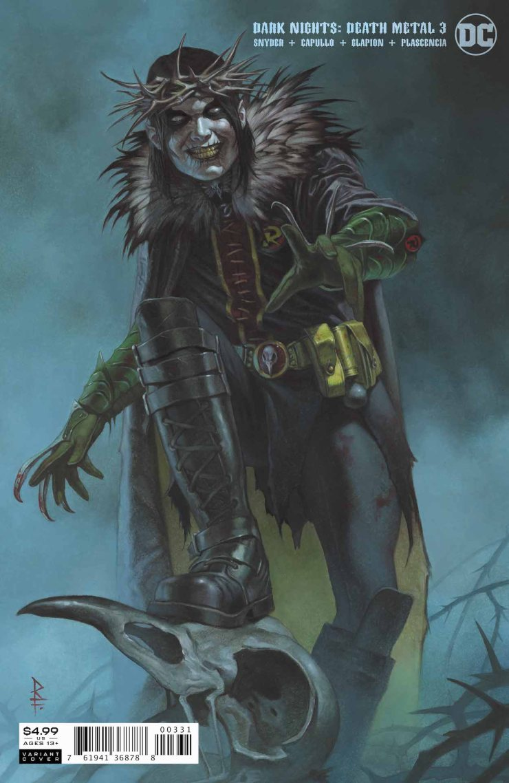DC Preview: Dark Nights: Death Metal #3