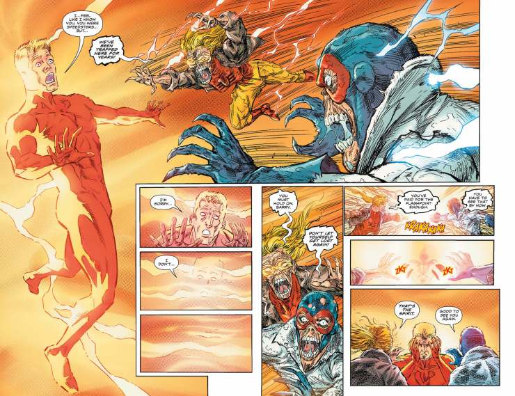 DC Preview: The Flash #759