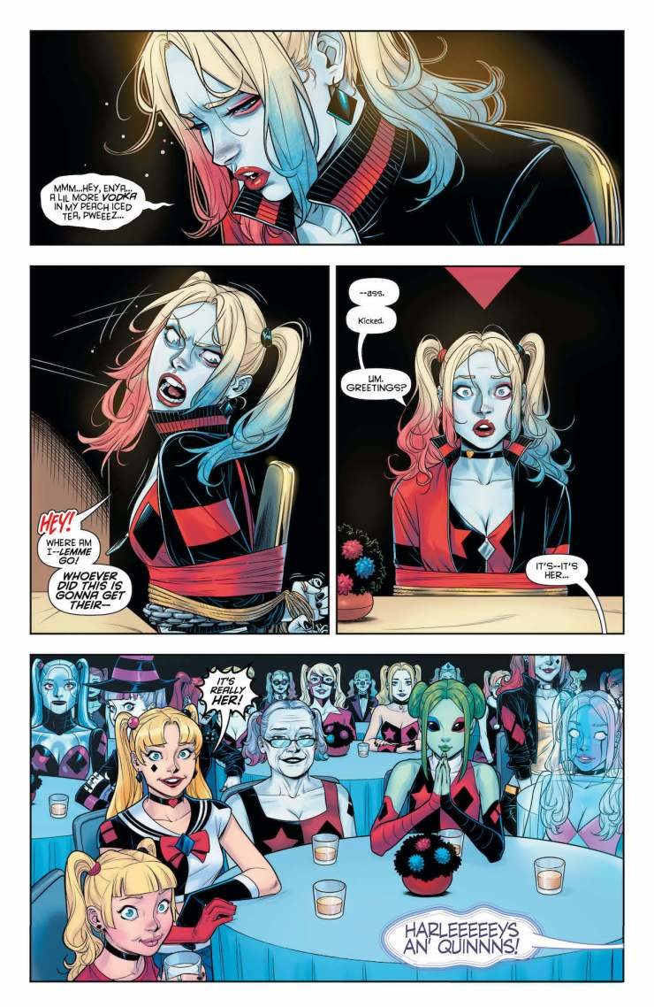 DC Preview: Harley Quinn #75