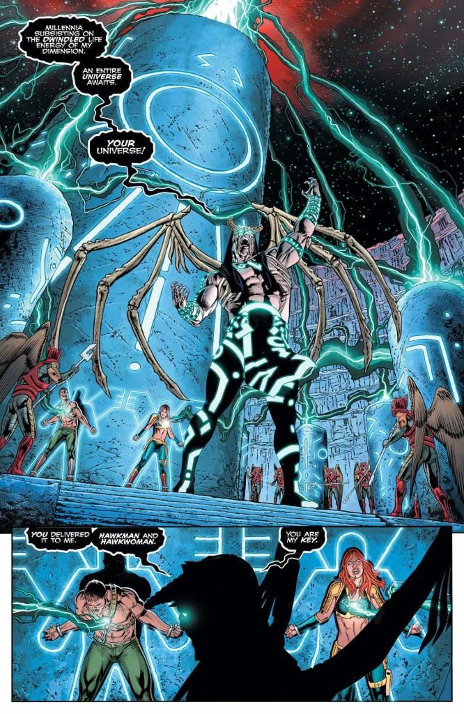 Hawkman #26