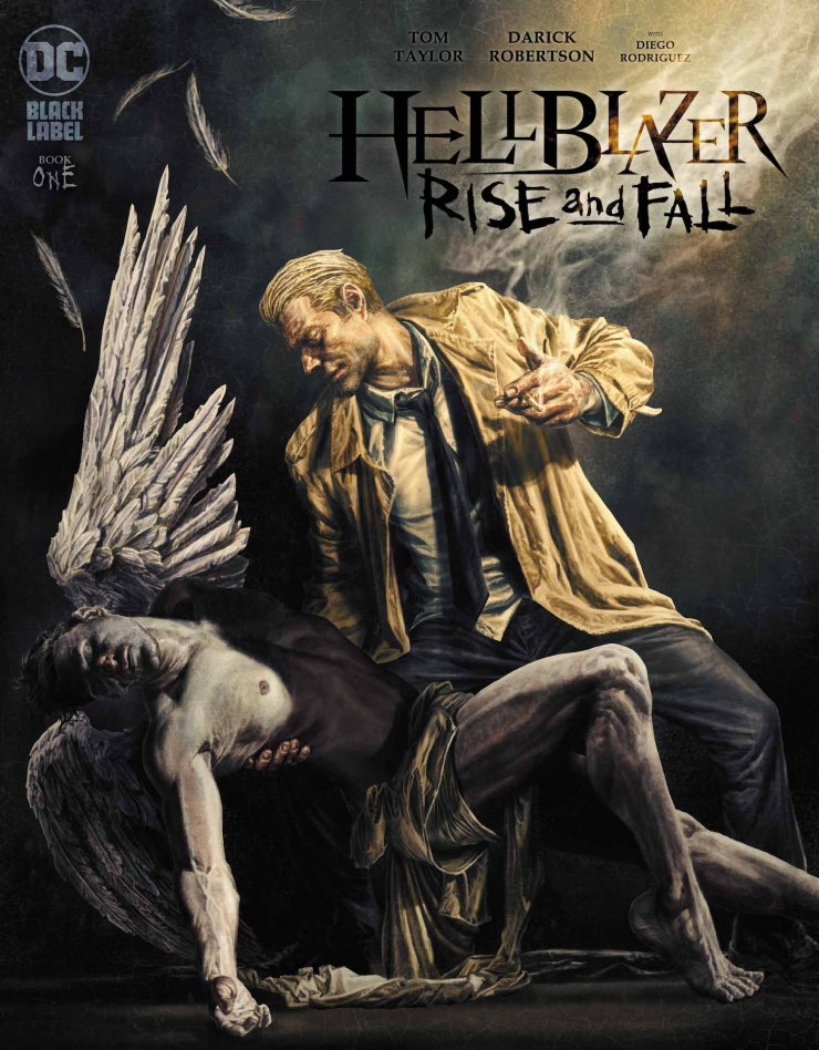 DC Preview: Hellblazer: Rise and Fall #1