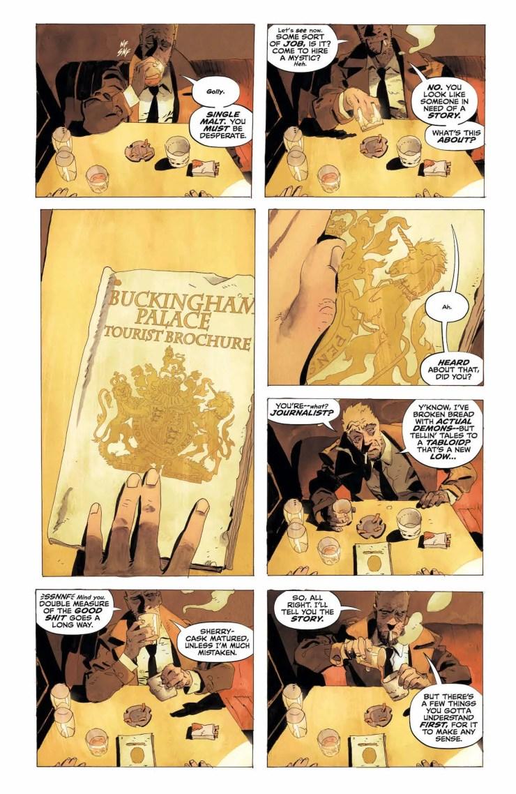 DC Preview: John Constantine: Hellblazer #9