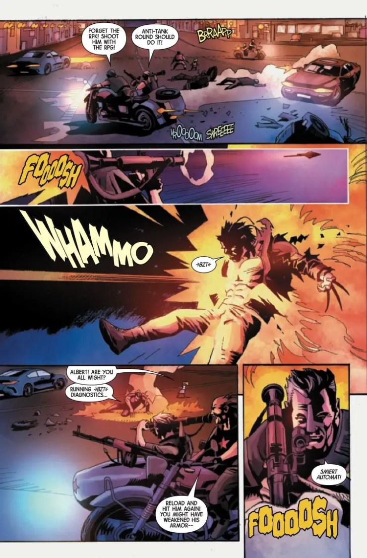 Marvel Preview: 2020 iWolverine #2