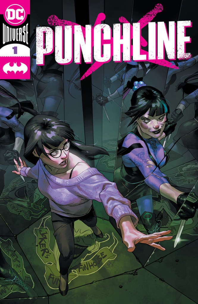 DC Comics announces 'Punchline' 48-page one-shot for November 10, 2020