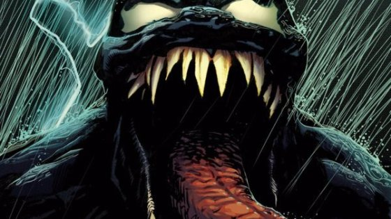 Watch out Bishop, Eddie Brock aka Venom is barking up your tree in Venom #27.
