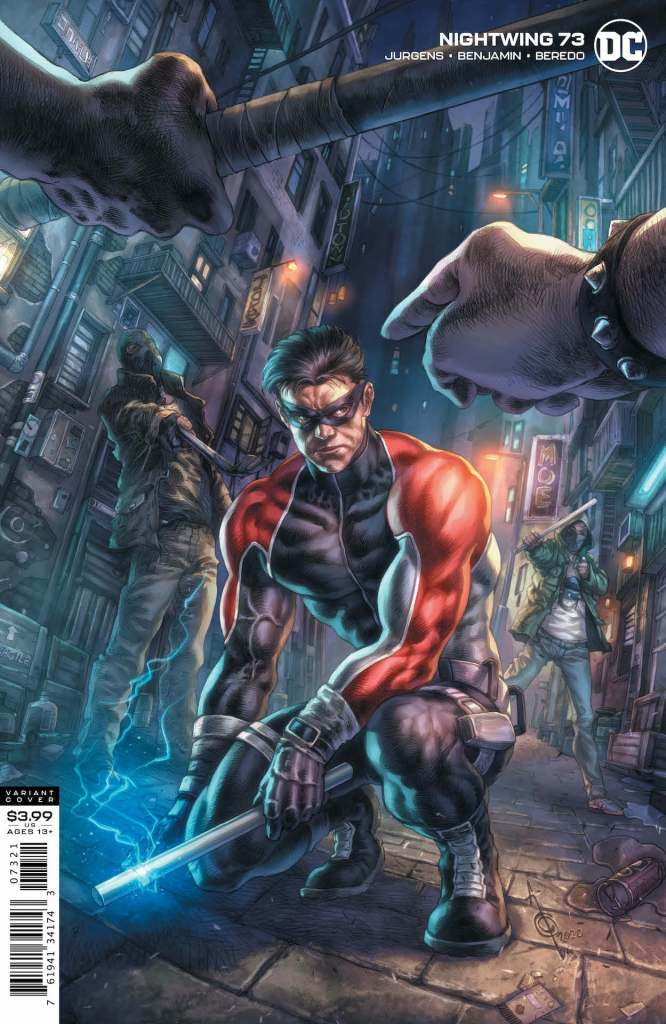 DC Preview: Nightwing #73