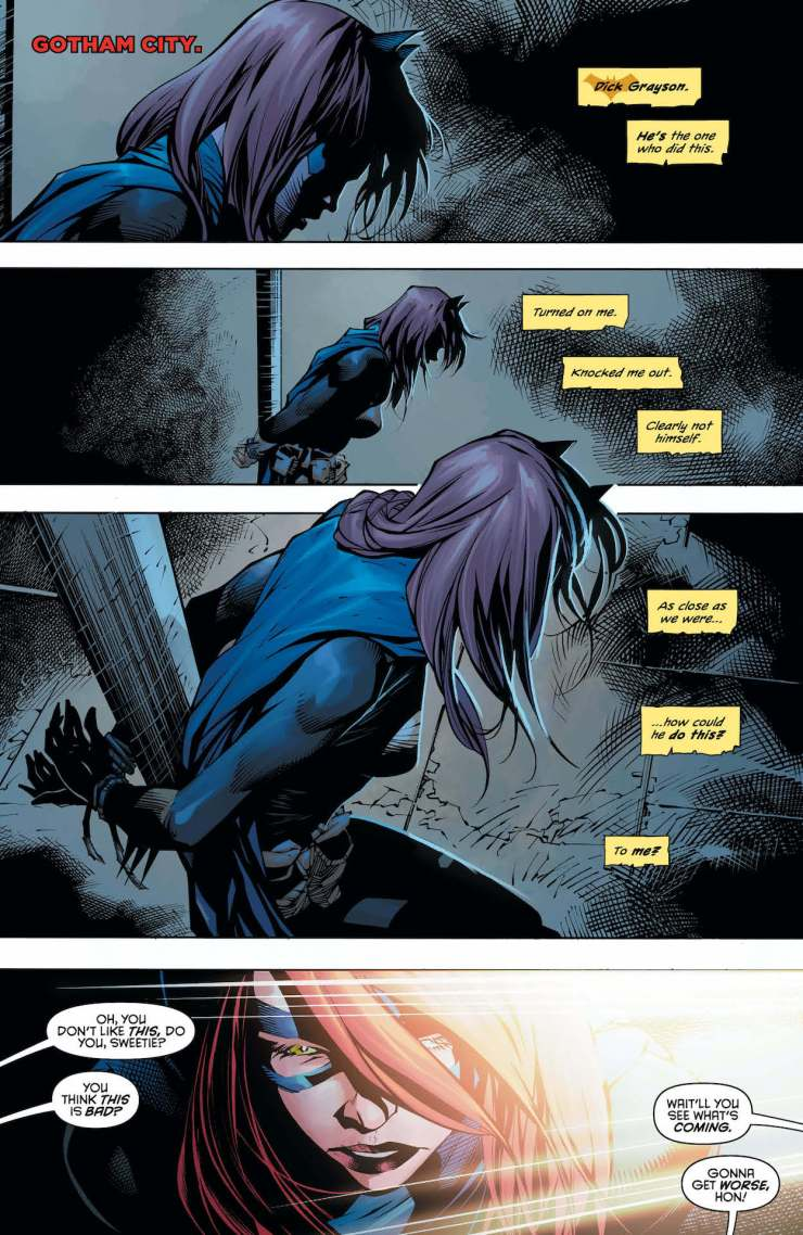 'Nightwing' #73 review