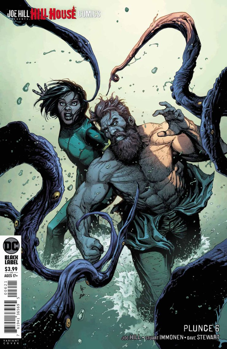 DC Preview: Plunge #6