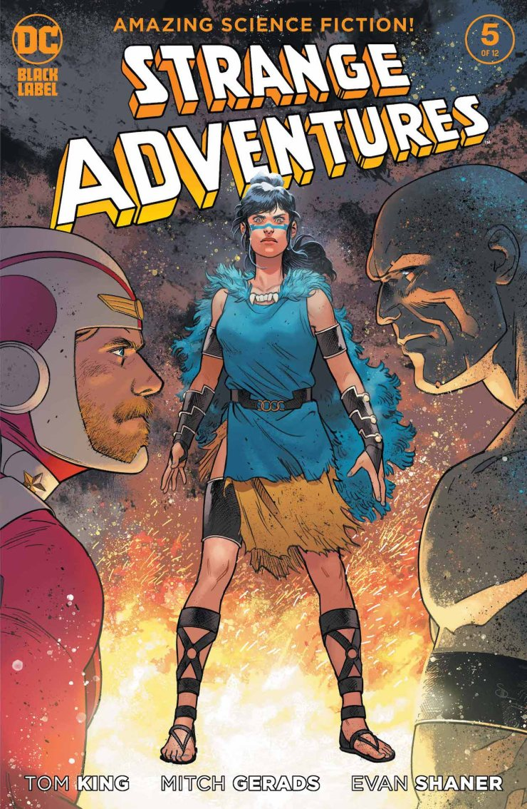 DC Preview: Strange Adventures #5