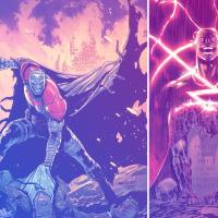 DC First Look: Tales from the Dark Multiverse: Hush and Flashpoint